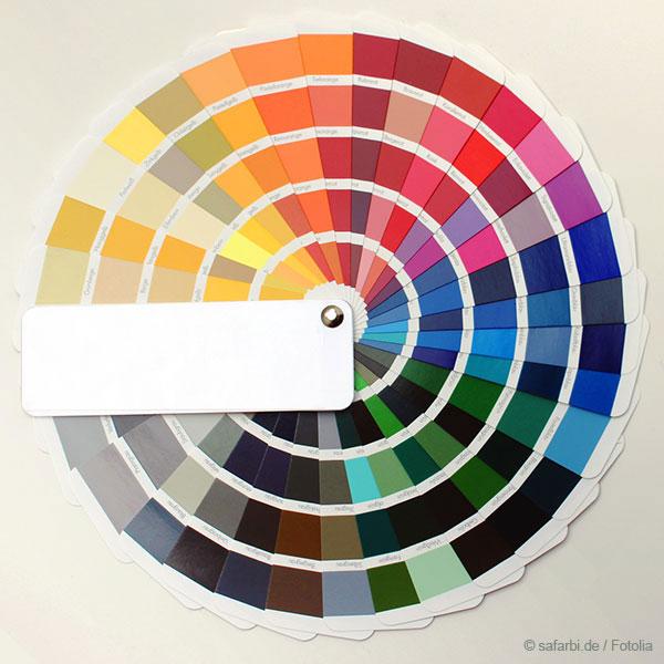 Gestellfarben